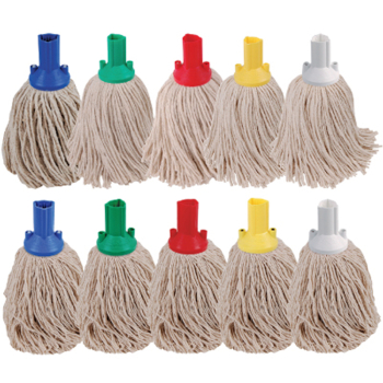 Exel Mop Heads - Push Fit