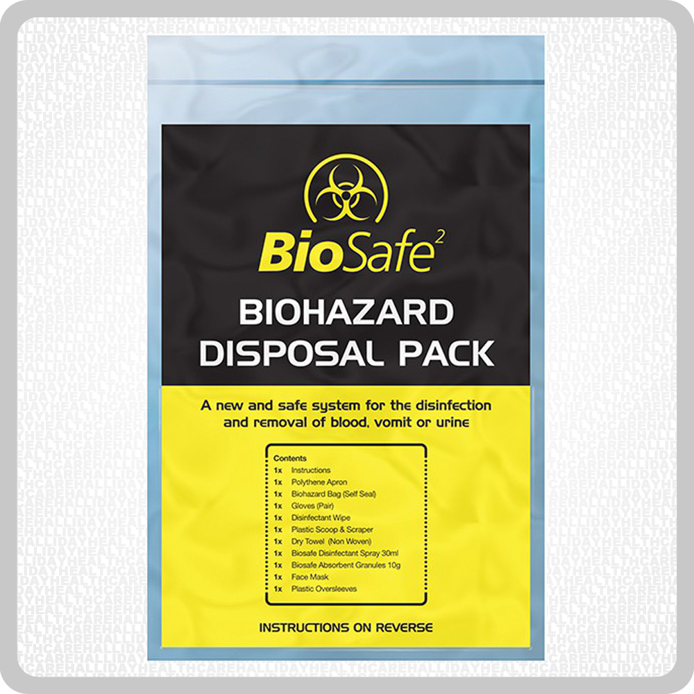 BioSafe Body Fluid Removal Pack