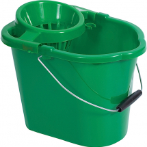 Green Value Bucket With Wringer