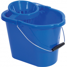 Blue Value Bucket With Wringer
