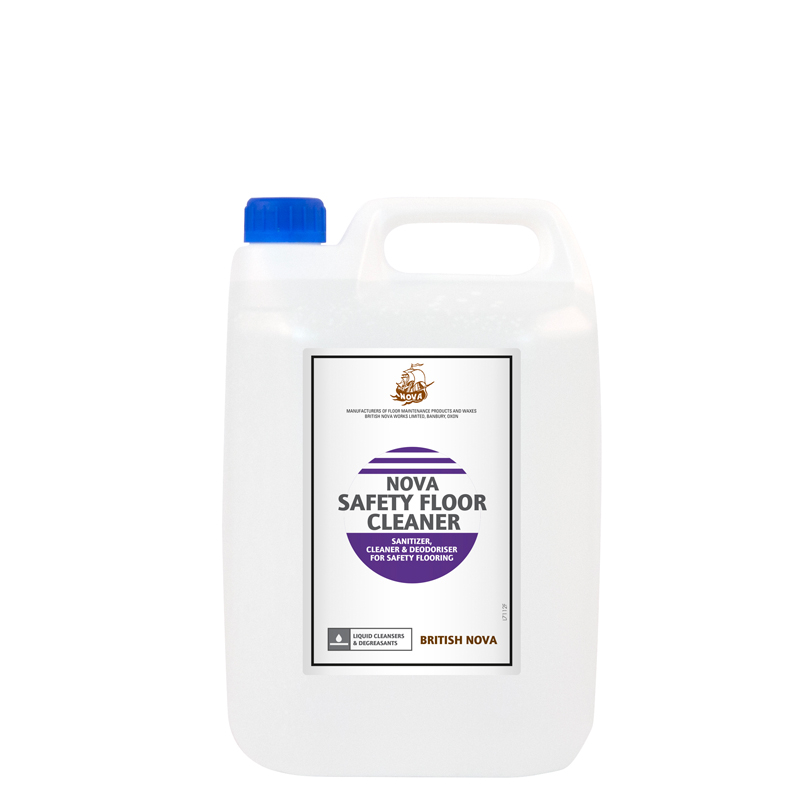 Nova Safety Floor Cleaner 2x5L