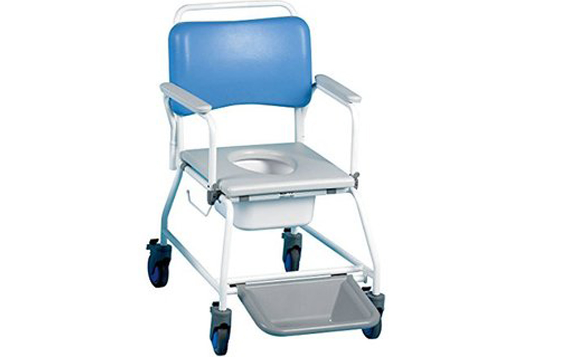 Atlantic Commode & Shower Chair 18inch