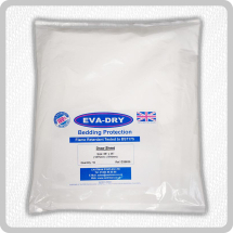 Eva-Dry Waterproof Draw Sheets 1x10