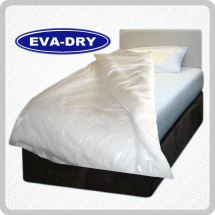 Eva-Dry Waterproof Single Duvet Cover