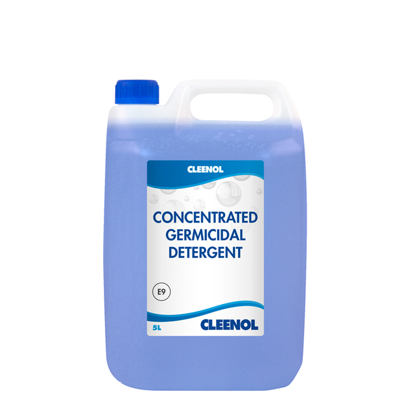 Concentrated Germicidal Detergent 5L
