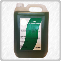 Pine Disinfectant Green 5L