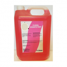 Floral Disinfectant Pink 5L