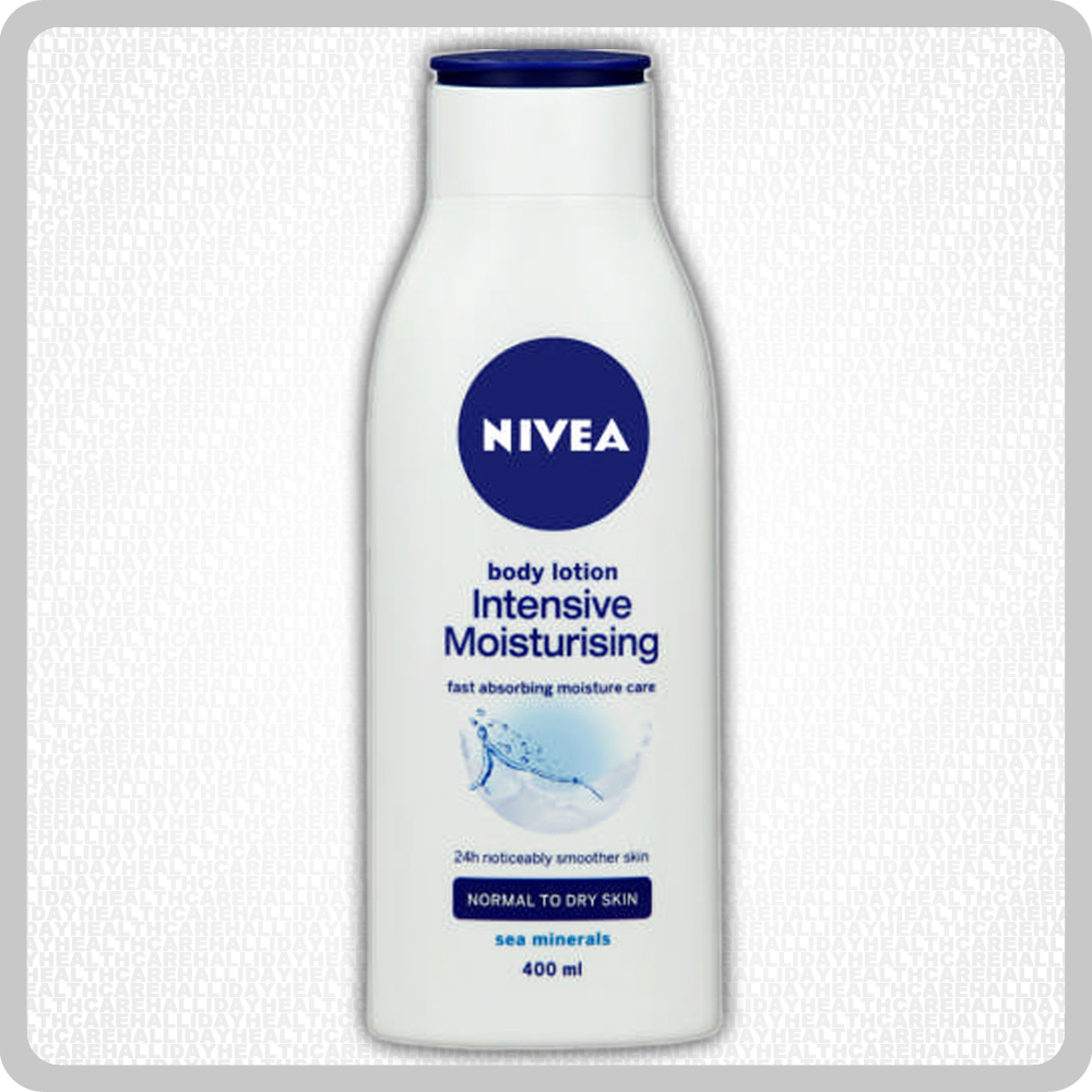 Nivea Intensive Moisturising Body Lotion 400ml