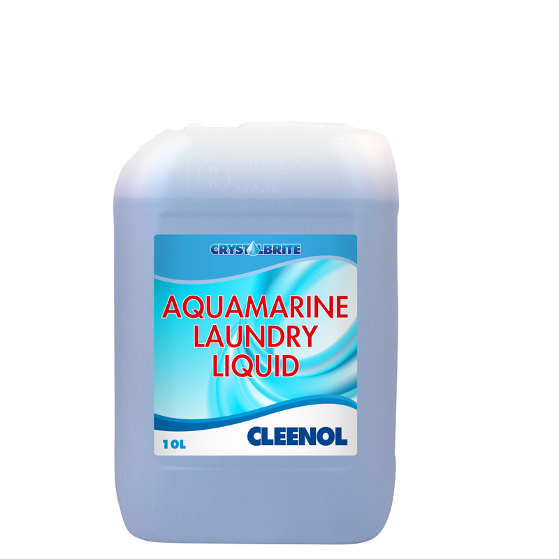 Aquamarine Laundry Liquid 10L