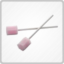 Polygon Foam Swabs 1x250