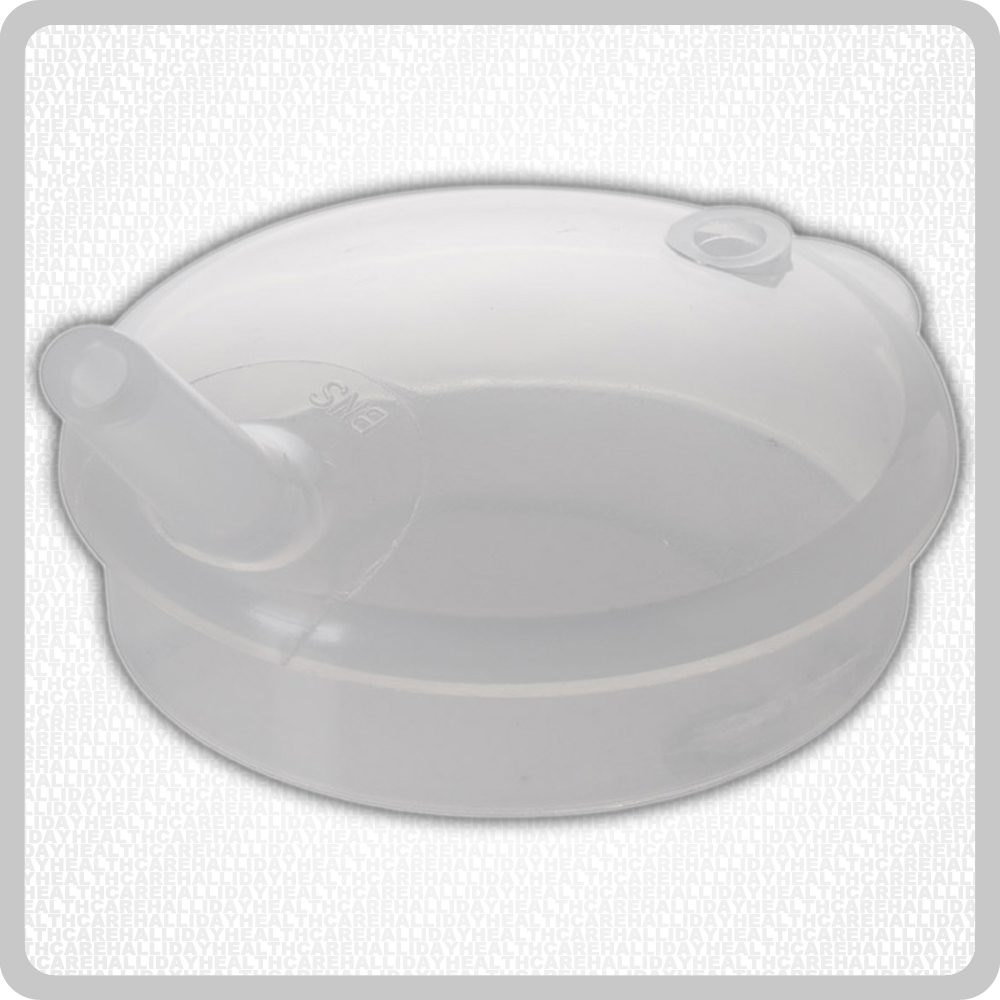 Plastic Lid Narrow Spout - 4mm