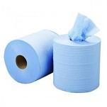 Centrefeed Standard 2ply Blue 1x6