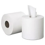 Centrefeed Standard 2Ply White 1x6