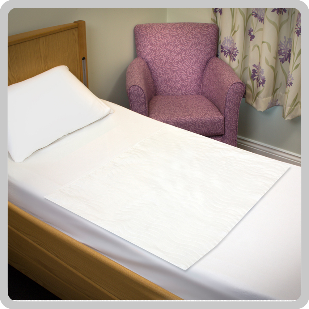 Community Bedpad Without Tucks 2 Litre