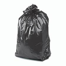 Goliath Extra Heavy Duty Black Sacks 1x200
