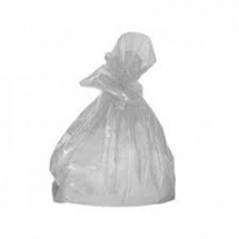 Clear Soluble Strip Laundry Bags 4x50