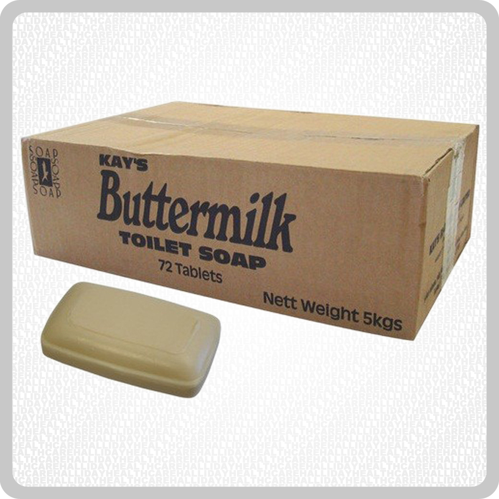 Buttermilk Soap 1x72