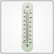 Wall Thermometer 150mm