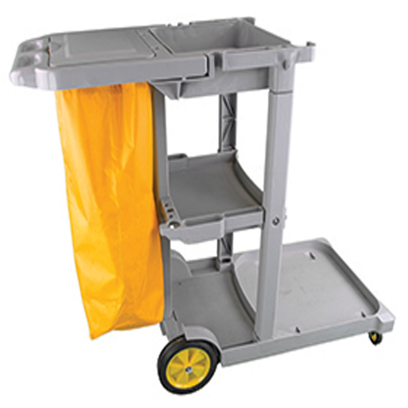 Jolly Trolley Cleaning Cart with bag
