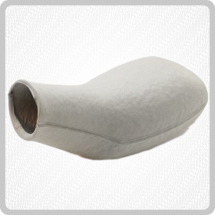 Pulp Male Urinal 875ml 1x100