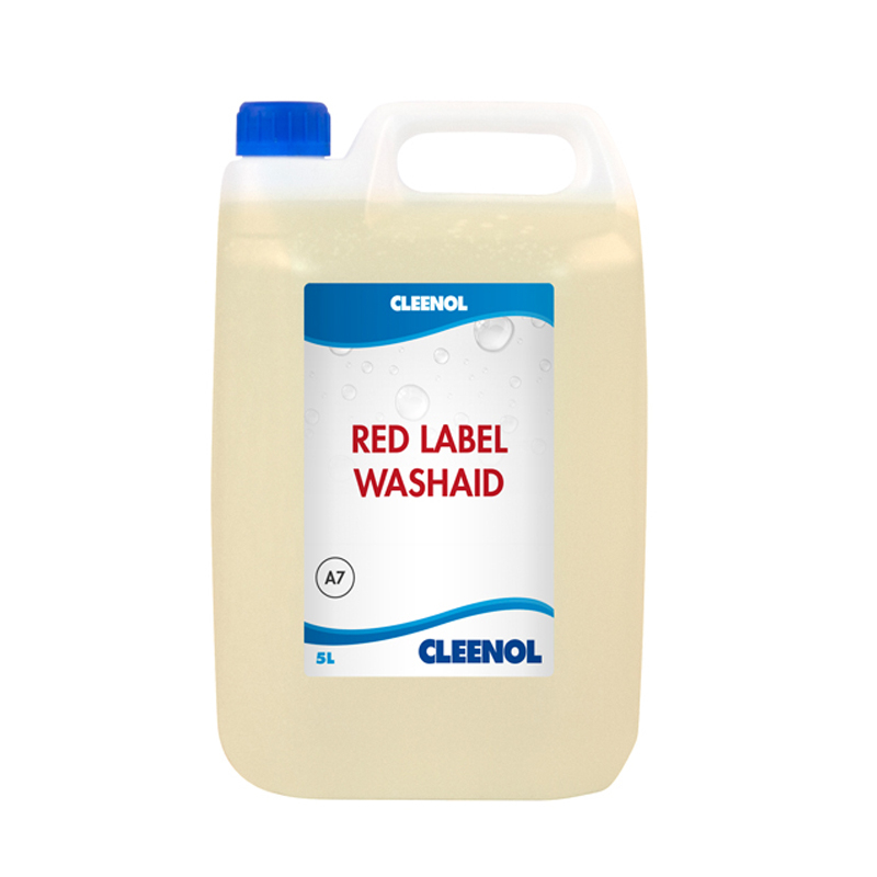 Red Label Washaid 5L