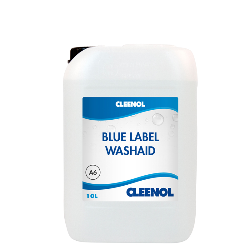 Blue Label Wash Aid 10L
