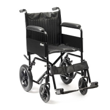 Transit Wheelchair Detachable Footrest 18st